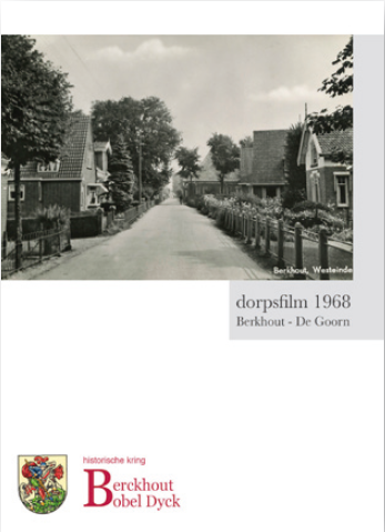 DVD Dorpsfilm Berkhout 1968